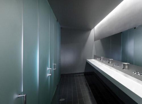 大胆创意的管道饭店设计案例