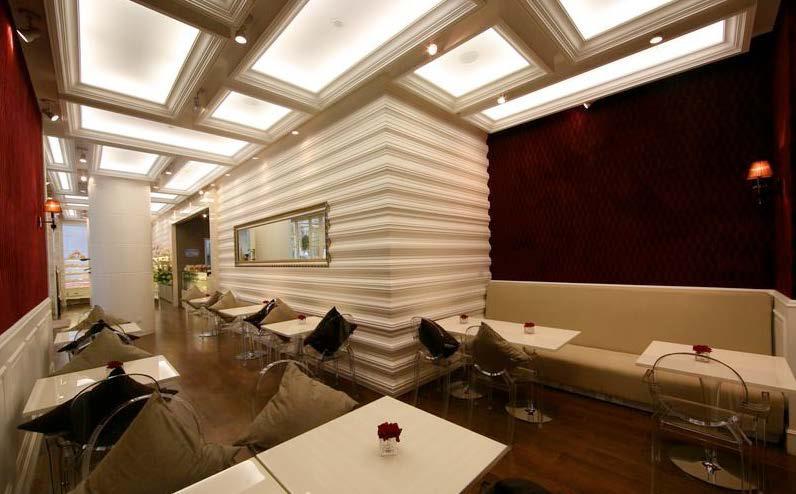 特色西餐厅设计作品(上海)