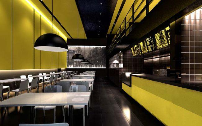 港式餐厅设计师作品案例(上海)