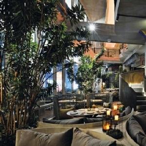 东南亚某餐厅设计欣赏