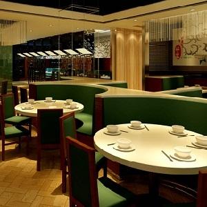 奉贤南桥快餐厅室内设计方案(上海)