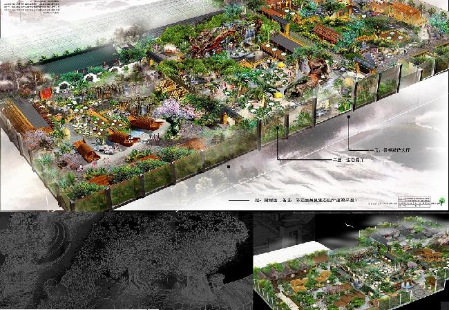 简谈绿色生态餐厅设计_上海餐厅设计案例农家乐_中式