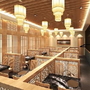 西餐厅设计,饭店设计,韩国餐饮设计方案,施工图,效果图,装潢设计,装饰