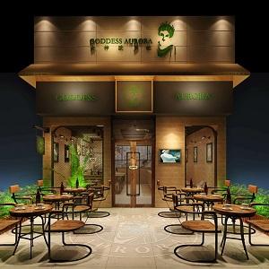 餐饮策划设计,门头设计