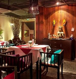 江苏梵.泰兰泰国文化餐厅设计(中国)