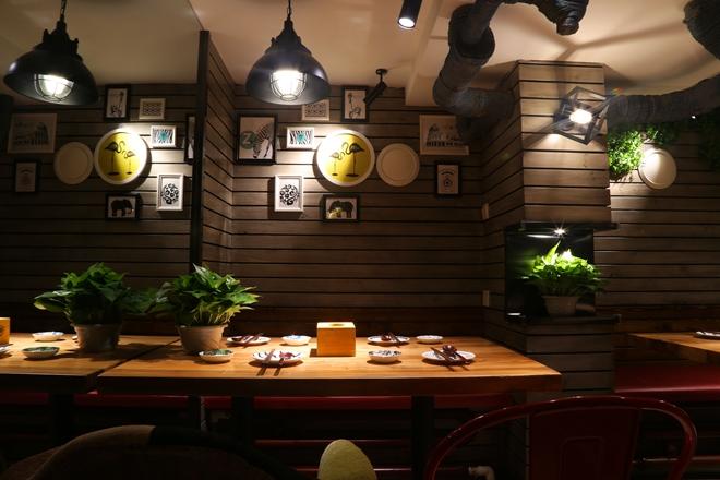"""沈阳""""川泽三""""休闲主题餐厅设计(中国)"""