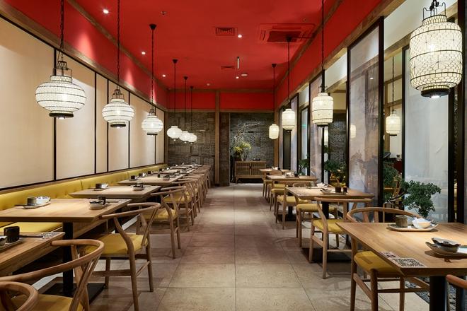 """上海""""徽语""""现代徽菜餐厅创意设计(中国)"""